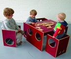 Freispiel-Kindermöbel 142