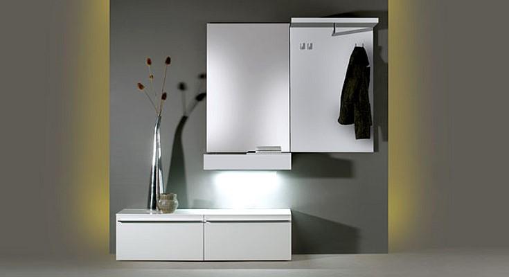dielen und garderoben m bel delang. Black Bedroom Furniture Sets. Home Design Ideas