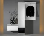 Möbel: Dielen und Garderobenschränke  106