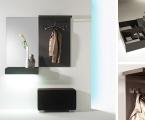 Möbel: Dielen und Garderobenschränke 107