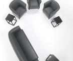 Möbel: Polstermöbel 107