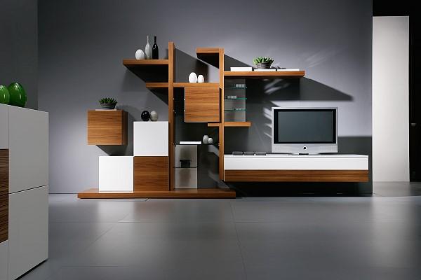 Teakholz möbel wohnzimmer  Wohnzimmer › Möbel Delang