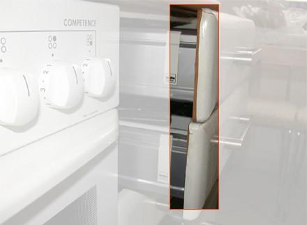 Beispiele für häufige Schadensfälle im Bereich Küchen: Beschädigung
