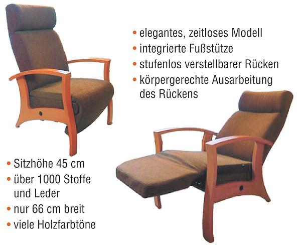m bel delang f r jedes bed rfnis den richtigen sessel. Black Bedroom Furniture Sets. Home Design Ideas