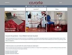 Empfehlung: Casarte Acrylmöbel - Acryl Möbel höchster Qualität