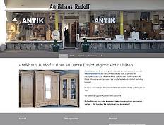 Empfehlung: Antikhaus Rudolf - Restaurierte massive Weichholzmöbel